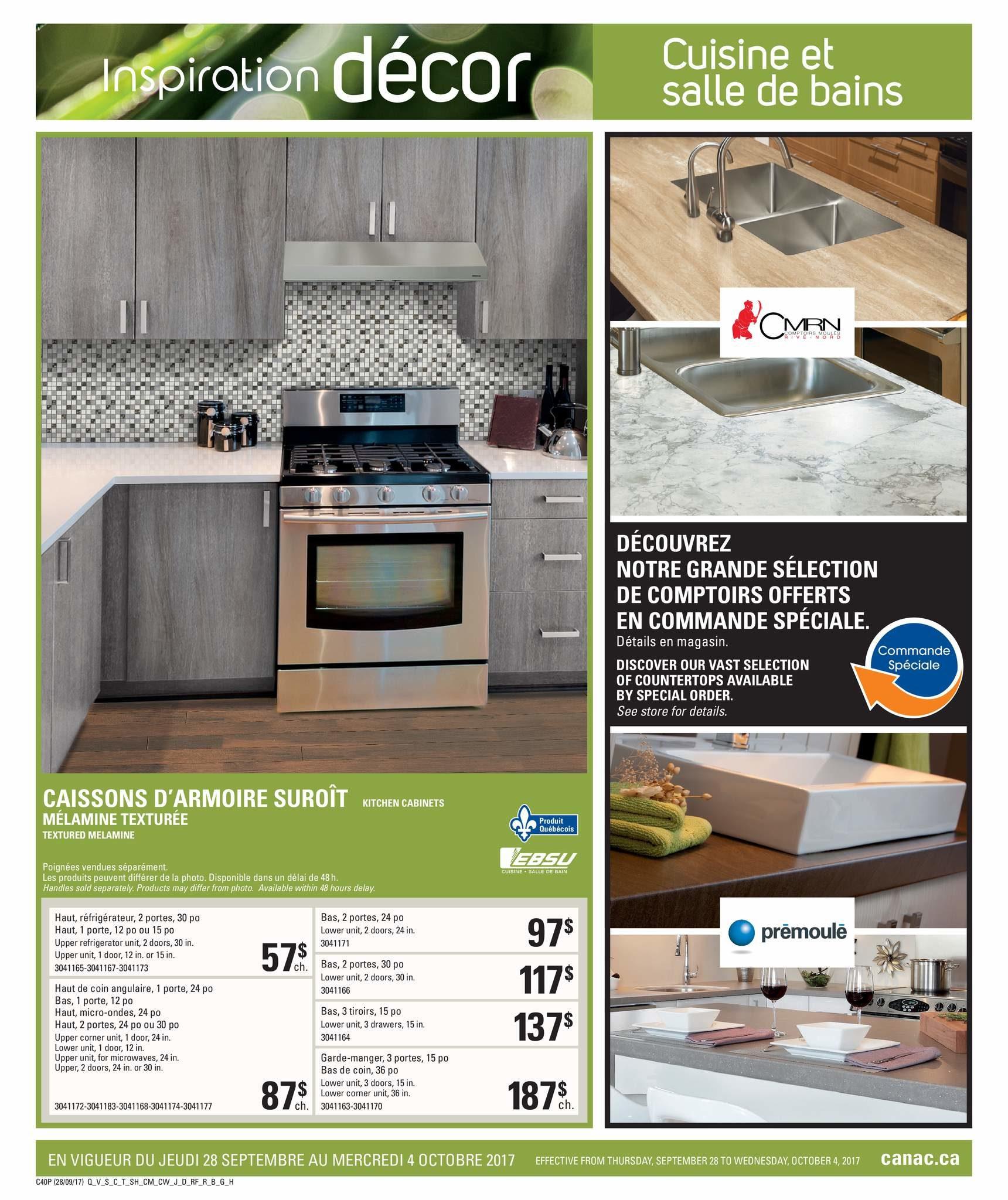 Canac Kitchen Cabinets Chicago | Cabinets Matttroy