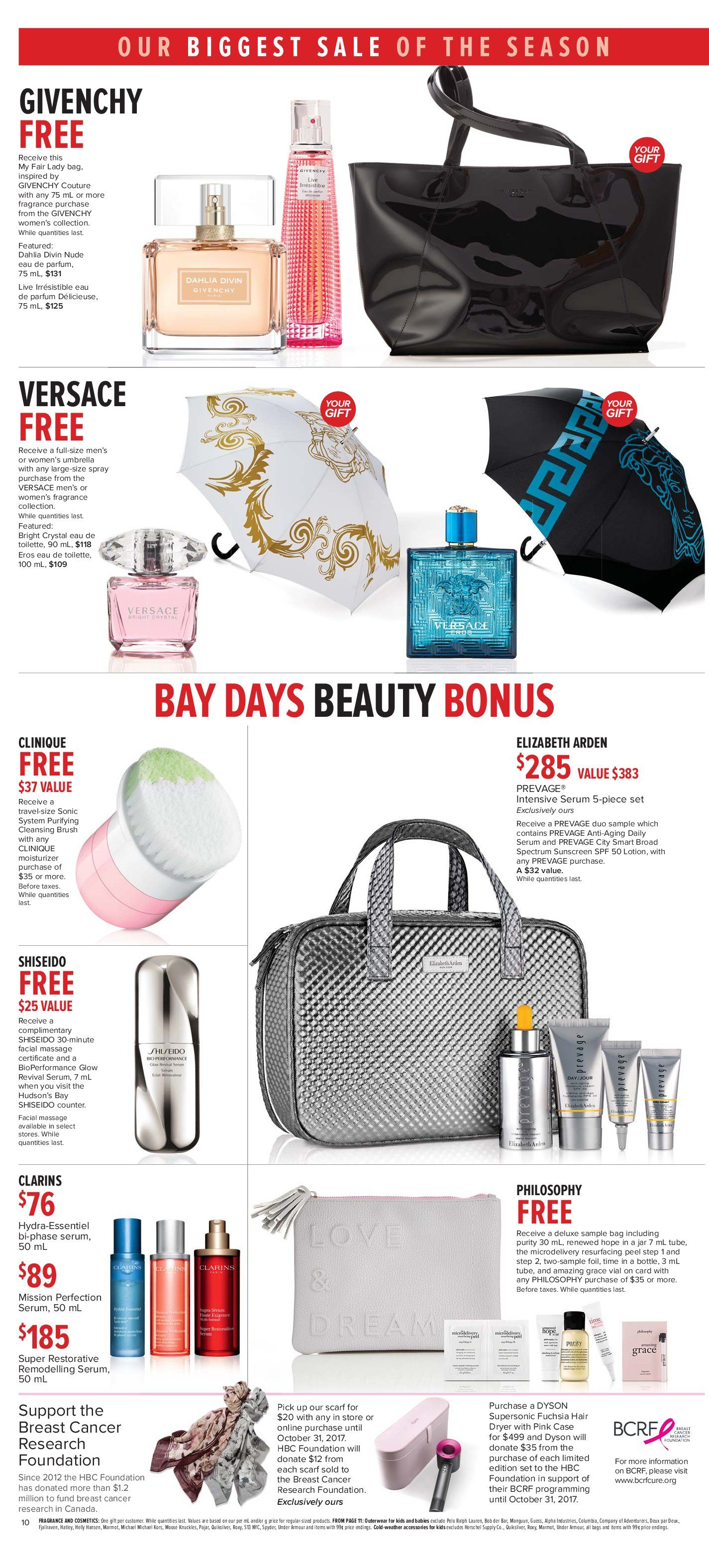 2f109a8d07f4e6 The Bay Weekly Flyer - Weekly - Happy Bay Days - Oct 13 – 19 -  RedFlagDeals.com