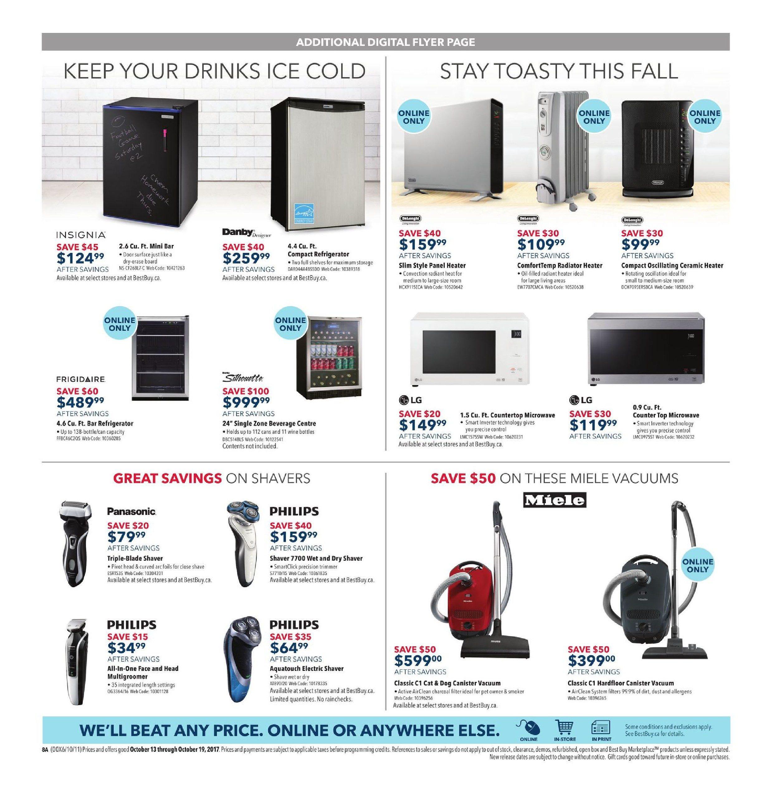 Best buy weekly flyer weekly ultimate appliance sale oct 13 best buy weekly flyer weekly ultimate appliance sale oct 13 19 redflagdeals fandeluxe Gallery