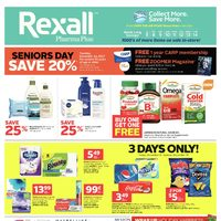 - Weekly - Week Long Savings! Flyer