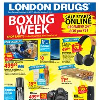 London Drugs - Boxing Week Sale Flyer