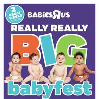 Babies R Us - GTA/Hamilton/Whitby Only - 2 Weeks of Savings Flyer
