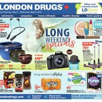 London Drugs - Long Weekend Specials Flyer