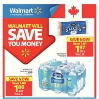 Walmart - Weekly - Get Set For Canada Day Long Weekend Flyer