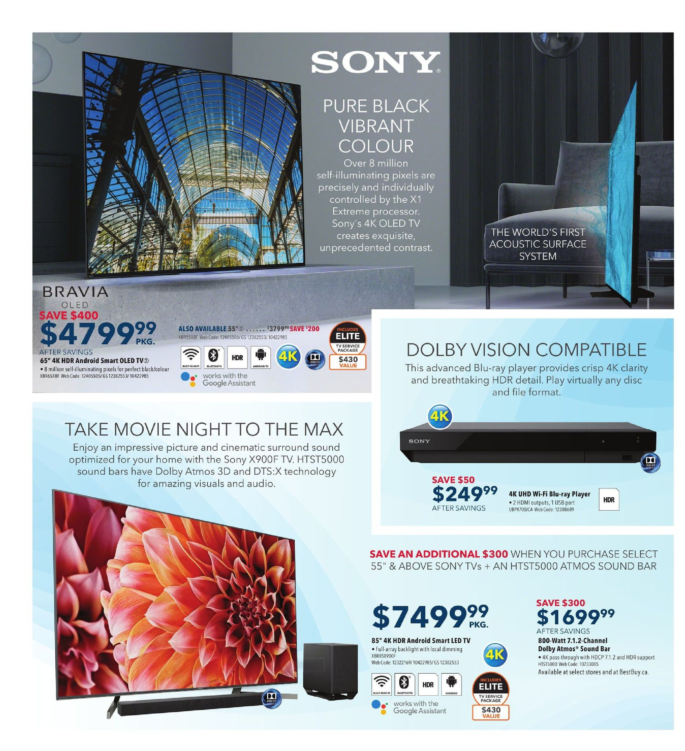 Best Buy Weekly Flyer - Weekly - Boxing Day In July Sale - Jun 29