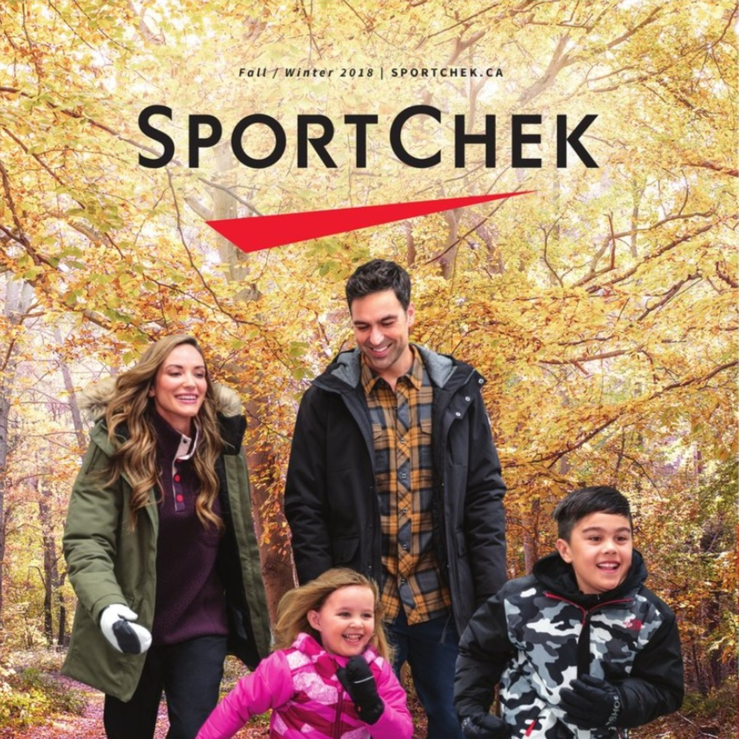 36e7fc0d6339 Sport Chek Weekly Flyer - Fall Winter 2018 - Nov 1 – Dec 5 ...