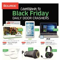 The Source - Weekly - Countdown To Black Friday Flyer