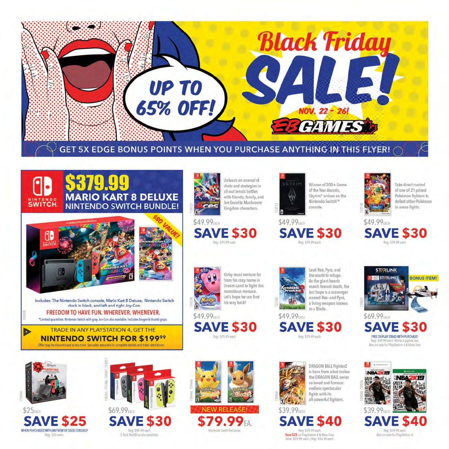 EB Games Products on Sale