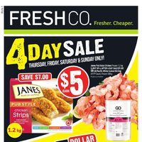 - Weekly - Dollar Dollar Dollar Sale Flyer