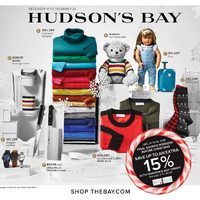 The Bay - Wonderful Gifts Flyer