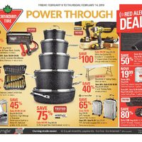 - Weekly - Power Through Flyer