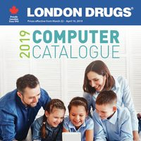 London Drugs - Computer Catalogue 2019 Flyer
