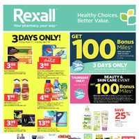 Rexall - Weekly Specials Flyer