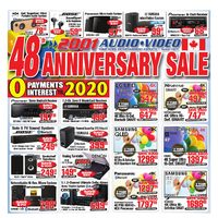 - Weekly - 48th Anniversary Sale Flyer