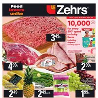 Zehrs - Weekly - The Easter Sale Flyer