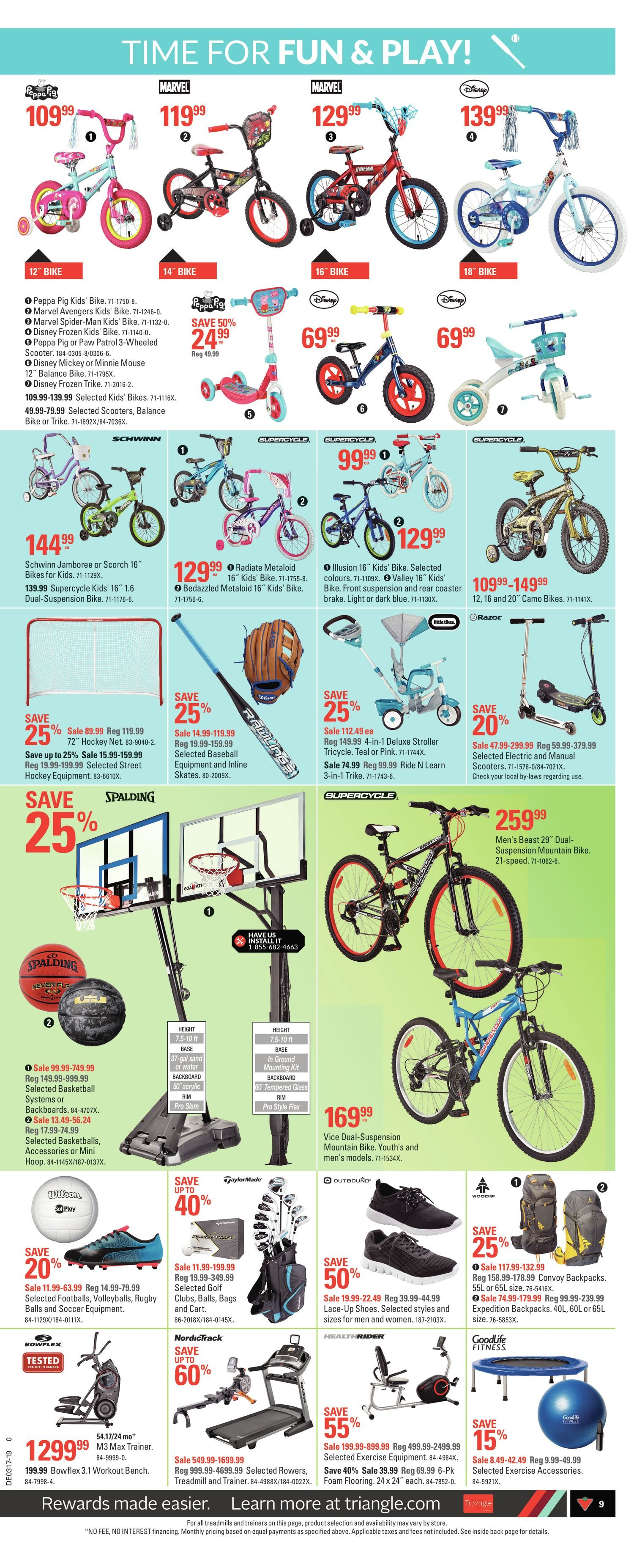 acb830e8fca8c3 Canadian Tire Weekly Flyer - Weekly - Spring Into Easter Sale - Apr 19 – 25  - RedFlagDeals.com