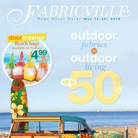 Fabricville - Home Decor Guide Flyer
