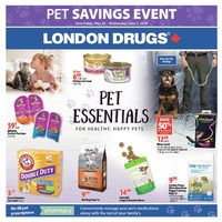- Pet Savings Event Flyer