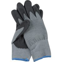 Nitrile Gloves with Chenille, Size XL