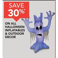 All Halloween Inflatables & Outdoor Decor