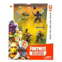 Fortnite Toys Battle Royale Collection: Squad Pack