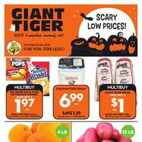 - Weekly - Scary Low Prices! Flyer