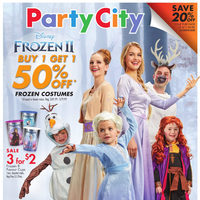 Party City - 7 Days of Savings Flyer
