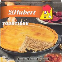 Swiss Chalet Or St-Hubert, Meat Pies