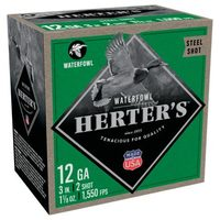 Herter's Waterfow Steel Shotgun Shells Case - 250 Shells