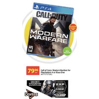 Call Of Duty: Modern Warfare For Playstation 4 Or Xbox One