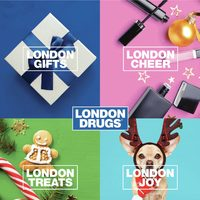 London Drugs - Everything You Need For The Holidays Flyer