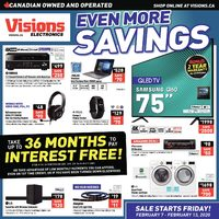 - Weekly - Even More Savings Flyer