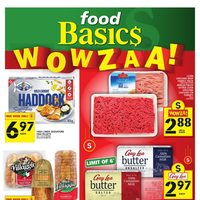 Foodbasics - Weekly - Wowzaa! Flyer