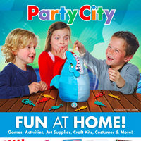 Party City - Fun At Home! Flyer