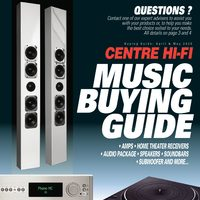 Centre HIFI - Music Buying Guide Flyer