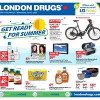 London Drugs - 6 Days of Savings - Get Ready For Summer Flyer