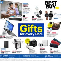 Best Buy - Weekly - Gifts For Every Dad Flyer