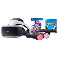 PlayStation VR Blood & Truth And Everybody's Golf VR Bundle
