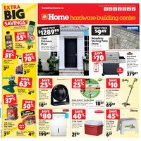 Home Hardware - Building Centre Flyer