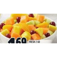 Fresh 2 Go Signature Fruit Salad
