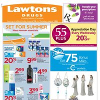 Lawtons Drugs - Weekly - All Week Long! Flyer