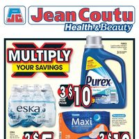 - Health & Beauty Stores Only Flyer