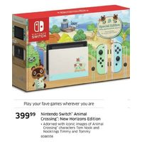 Nintendo Switch Animal Crossing:New Horizons Edition