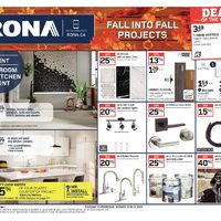 - Weekly - Fall Into Fall Projects Flyer