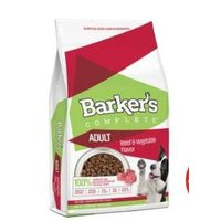 Barker's Complete Dog Food