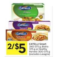 Catelli Smart, Bistro Or Healthy Harvest