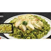 Fresh 2 Go Grilled Chicken Breast with Orrechiette in Pesto Sauce
