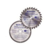 Mastercraft 10'' Circular Saw Blades, 2-Pack