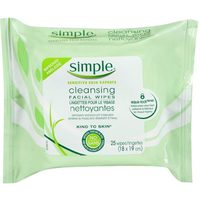 Simple Wipes, Cleansers, St. Ives Moisturizers, Cleaners