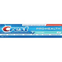 Crest Super Premium Toothpaste, Toothbrush, Mouthwash or Glide Floss